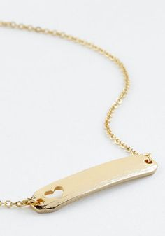 It Must be Love Necklace | Mod Retro Vintage Necklaces | ModCloth.com