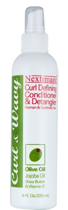 Next Image Curl-n-Wavy Curl Defining Conditioner and Detangler Oilive Oil, Shea Butter, Jojoba Oil and Vitamin E 8 oz >>> Want additional info? Click on the image.