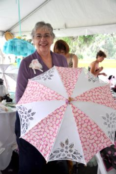 Petticoats & Parasols Part III ~ A day of crafting and friendship