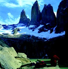 Hiking - Torres del Paine National Park, Chile
