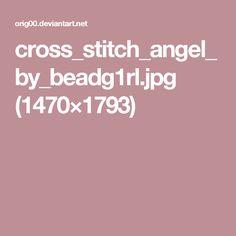 cross_stitch_angel_by_beadg1rl.jpg (1470×1793)