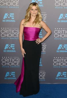 Reese Witherspoon at the Critics' Choice Awards