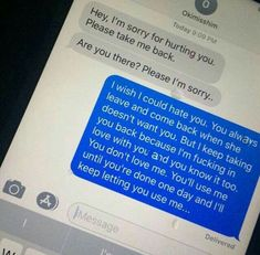why does this feel like me right now - my gf breaks up with me and is flirting with another girl straight after she never wanted me in the first place i was jus second choice Sad Love Quotes, Motivational Quotes For Life, Real Quotes, Mood Quotes, Life Quotes, Sad Text Messages, Broken Heart Messages, Text Message Quotes, Break Up Texts