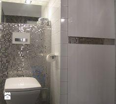 Łazienka 5 - Mała łazienka, styl nowoczesny - zdjęcie od ArtEfekt