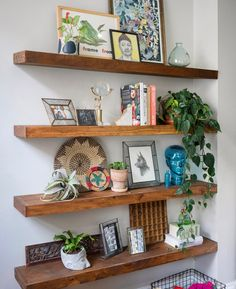 #shelfie goals to the max! I need to recreate this!