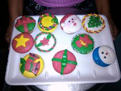 Cakes Navidad