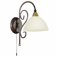 #wandlam #landelijk - Eglo Medici Wandlamp