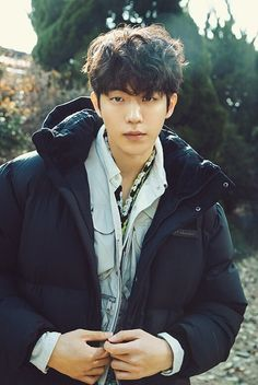 Here's the list of top 10 most popular and handsome Korean drama actors who make our hearts melt from the very first time we look at them! Here you will also find some drama recommendations! Nam Joo Hyuk Cute, Nam Joo Hyuk Lee Sung Kyung, Jong Hyuk, Actors Male, Asian Actors, Korean Actors, Actors & Actresses, Korean Star, Korean Men
