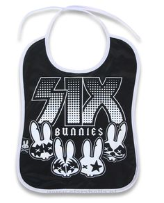 #Rock #Group - #Six #Bunnies #Bib #top #rocking #wear  15% discount on EVERYTHING in our store. Sign up here to receive your personal discount code:http://eepurl.com/boSy7H