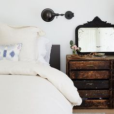 Bedroom Romance: House Beautiful | ZsaZsa Bellagio - Like No Other