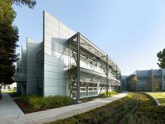 Nasa Sustainability Base na Califórnia é LEED Platinum