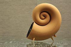 DZine Trip | World's first 3D printed wooden speaker | http://dzinetrip.com