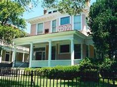 My sorority house at College of Charleston - Phi Mu