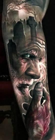 Resultado de imagem para tatuagem mitologia grega
