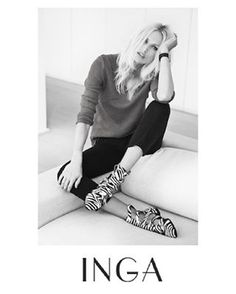 Congratulations to our girl Inga Savits on the success of Inga ✨ her fabulous line of shoes  check out the collection at www.ingasavits.com #TrumpModels #IngaSavits #IngaCollection