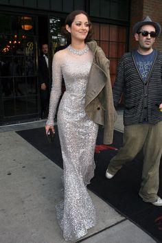 Marion Cotillard Photo - Gisele Bundchen and Tom Brady Leave the Bowery Hotel