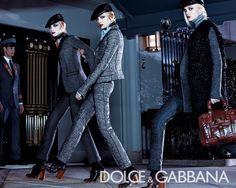 DOLCE & GABBANA FW09