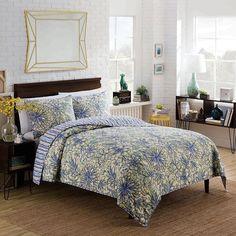 Vue Shaylee Reversible Quilt Set, Multicolor