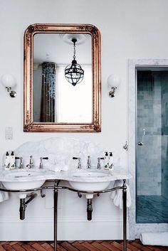 lauren conrad bathroom. Tour Lauren Conrad s Elegant  Light Filled Home in the Pacific Palisades palisades and Lights