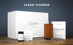 I'm learning all about The Clean Program Clean Cleanse at @Influenster!