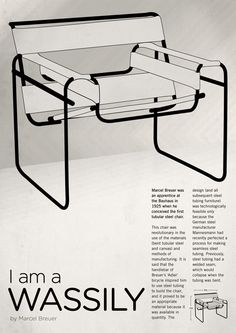 CHAIRS – A tribute to seats by Pablo Zarate, via Behance