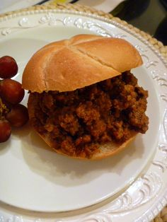 Slice of Southern: Old Schooling It! : Old School Sloppy Joes