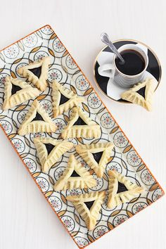 Ma'amoul-taschen for a happy purim