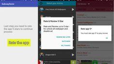 Malware para Android obliga a usuarios dejar calificaciones de 5 estrellas en la Google Play