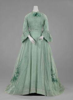 Dress  1863-1866  The Netherlands  Rijksmuseum