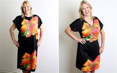 As a new television series reveals the tricks of restyling old clothes, a Telegraph writer learns how to salvage her cherished – but dated – kaftan New Television, Old Clothes, Refashion, Kaftan, Tie Dye Skirt, Old Things, Sari, Victoria, Poses