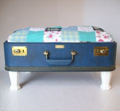 One of the new pet beds I made for my Etsy store.  http://www.etsy.com/shop/Spaghetteria