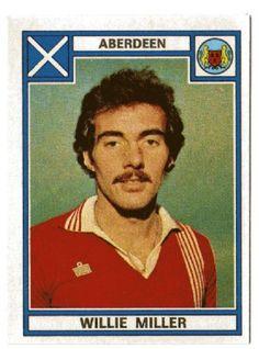 Willie Miller, footballer, Aberdeen F.C.