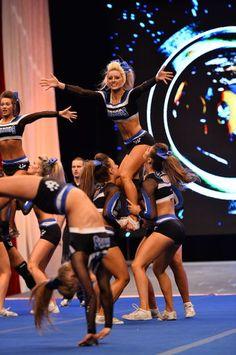 Cheer Athletics Swooshcats 2014 worlds