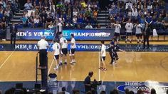 Search Scott Sterling volleyball unc vs yale and the could be fake, but hilarious video pops up.