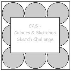 CAS - Cards & Sketch #14