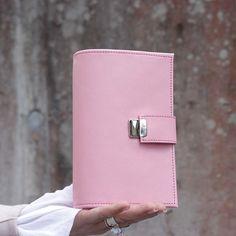 elfenklang-leder-timer-planer-rosa-klein-kalender