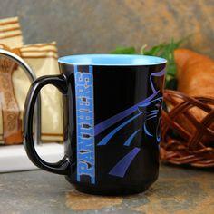 Carolina Panthers Reflective Mug