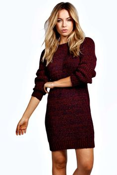 Need a new dress? boohoo's collection of on-trend dresses covers all your plans, from going out styles to day dresses and must-have knit styles. Winter Dresses, Day Dresses, Dresses Online, Sheer Tights, Jumper Dress, Mode Online, Pullover, Online Shopping Clothes, Latest Fashion Trends