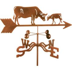 Roof Mount Weather Vane Model 9341  Cow with Calf ** You can get more details by clicking on the image. This Amazon pins is an affiliate link to Amazon.