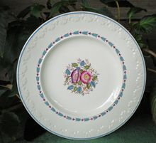 Vintage China Is So Special! Click This Pin For Lots More Wonderful Antique And Vintage China - Wedgwood Corinthian Plate Evenlode Pattern