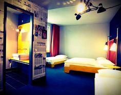 Urlaub für Jung und Alt im superfreundlichen Familien Hotel in Hamburg