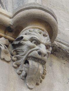 Oxford Gargoyle,