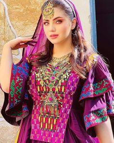 Afghan Girl, Afghan Dresses, Afghanistan, Sari, Relationship, Posts, Girls, Fashion, Saree