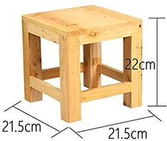 For Sale Chairs And Tables Wooden Stool Designs, Small Wooden Stool, Chair Design Wooden, Small Stool, Wooden Stools, Handmade Wood Furniture, Diy Pallet Furniture, Woodworking Furniture, Furniture Plans