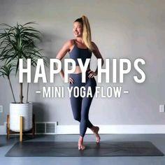 Videos Yoga, Yoga Sculpt, Beginner Yoga Workout, Yoga For Flexibility, Flexibility Training, Vinyasa Yoga, Yoga Routine, Yoga Flow, Yoga For Beginners
