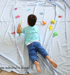 MadreCreativa: Il mare in una stanza: giochi da fare in casa (ok)
