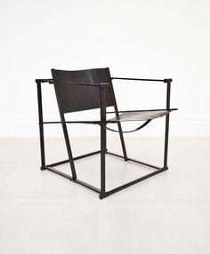 Radboud Van Beekum 'Cube' chair for UMS #Pastoe from Beton Brút London