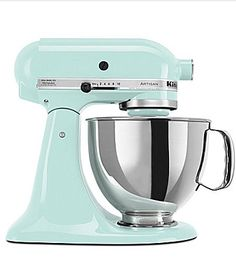 Mint Mixer- wishlist! In mint or white... So expensive in Greece...