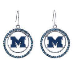 U of M Forever Earrings