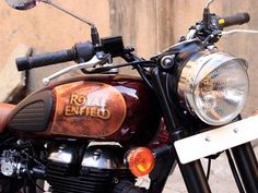 This Modified Royal Enfield Classic 500 Is A Looker - DriveSpark News